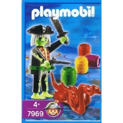 Playmobil 7969 Ghost Pirate Game Set - 1