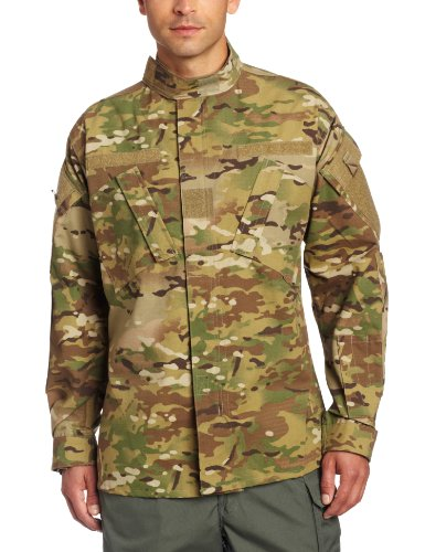 Propper Poly / Cotton Ripstop ACU Coat Multicam LR F541838377L2