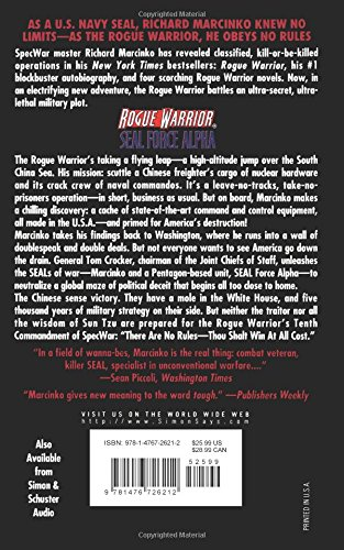 Seal Force Alpha (Rogue Warrior) (Rogue Warrior (Paperback))