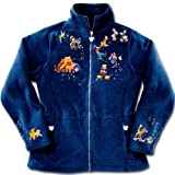 Disney Characters Fleece Jacket: Magic Of Disney