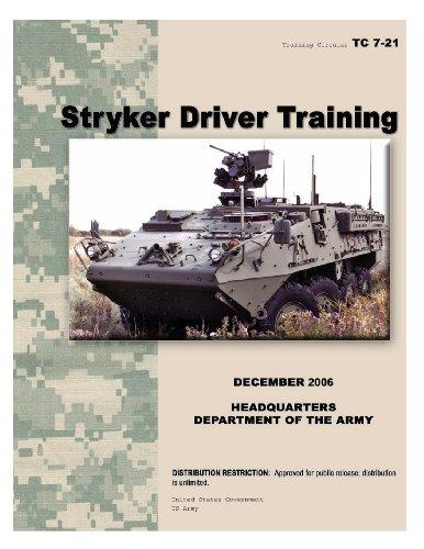 Training Circular Tc 7-21 Stryker Driver Training December 2006