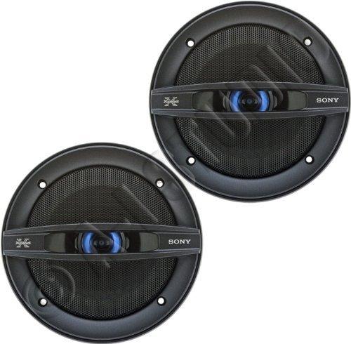 "Sony Xsgt1627A 6 1/2"" 2-Way Car Speakers"