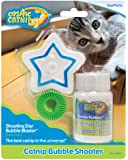 Cosmic Catnip 1050012100 Shooting Star Bubble Blaster Catnip Toy