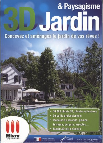 Jardin 3d pas cher for 3d jardin paysagisme