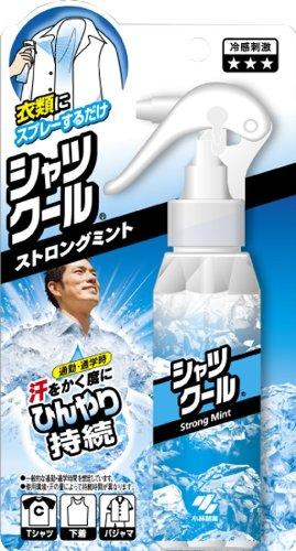 小林 シャツクール 冷感ストロング 100ml