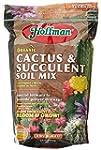 Hoffman 10404 Organic Cactus and Succ...