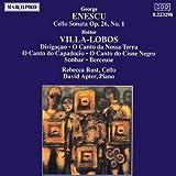 Enescu:Cello Sonata