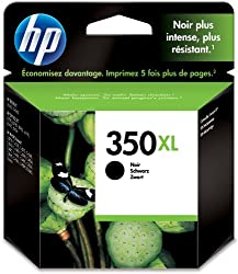 Hewlett Packard CB336EE#301 - Cartucho Inyeccion Tinta Negro 350Xl 1.000 Páginas Pack 1 Blister+Alarma Acústico/ Electromagnética/ Radiofrecuencia Officejet/J5780/J5785/C5200Mfp/C4472/Serie 5200/5730/4210 Deskjet/4260/D4200 Series