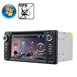 See Rungrace 6.2 inch Windows CE 6.0 TFT Screen In-Dash Car DVD Player for TOYOTA with Bluetooth / GPS / RDS Details