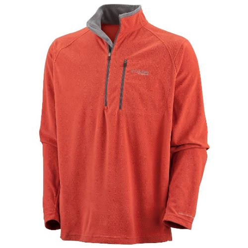 Columbia Silver Ridge Half Zip Top - Long-Sleeve - Men's