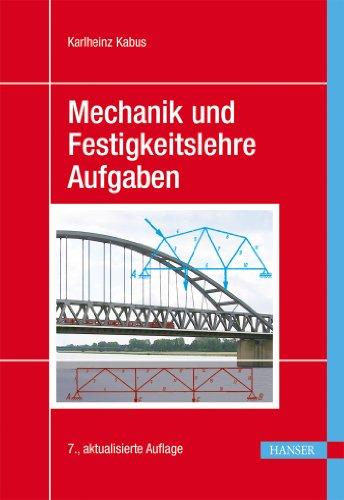 Buchseite und Rezensionen zu 'Mechanik und Festigkeitslehre - Aufgaben' von Karlheinz Kabus