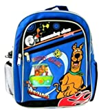 Warner Brothers Scooby Doo Mystery Machine School Backpack