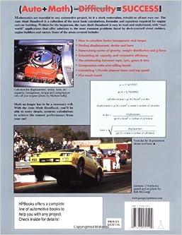 auto math handbook john lawlor pdf
