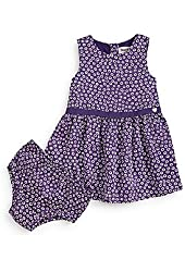 Juicy Couture 2pc Dress Set 12-18 Month Purple