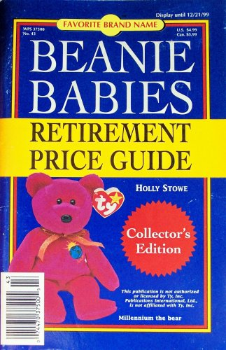 beanie babies collectors value guide