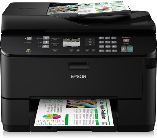 Epson WorkForce Pro WP-4535DWF A4 Multifunction Inkjet Printer