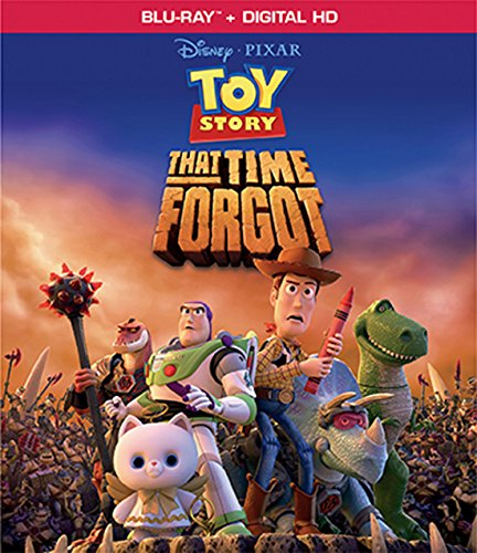 [BD] (USA) - Toy Story That Time Forgot Blu-ray (3 Novembre 2015) 51zdxHqNELL