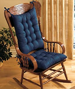 Old Fashioned Rocking Chair Cushions