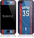 Skinit Kevin Durant Oklahoma City Thunder Jersey Vinyl Skin for Apple iPhone 5