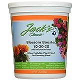 J R Peters Jacks Classic No.1.5 10-30-20 Blossom Booster Fertilizer