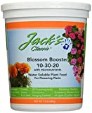 J R Peters Jacks Classic No.1.5 10-30-20 Blossom Booster Fertilizer