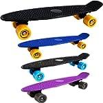 Planche � roulettes Skateboard - Retr...