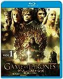 ゲーム・オブ・スローンズ 第一章:七王国戦記 ブルーレイ Vol.1 [Blu-ray]