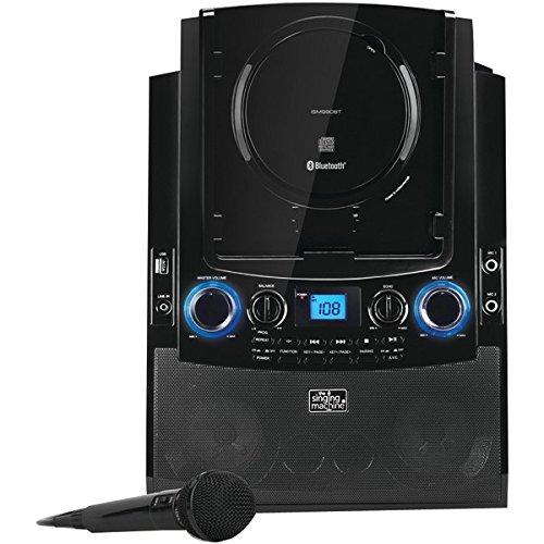 Fantastic Deal! Singing Machine ISM990BT Bluetooth Karaoke System for iPad/iPhone