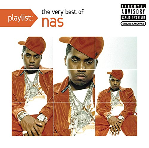 Nas-Playlist The Very Best Of Nas-CD-FLAC-2013-FATHEAD Download