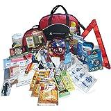 175pc Vehicle Emergency Survival Kit - Premium Emergency Car Kit