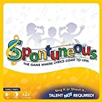 Spontuneous Board Game Classic Edition, 11-Inch by 3-Inch by Spontuneous