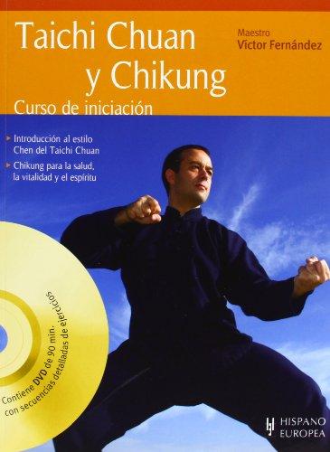 Taichi Chuan y Chikung (+DVD) (Salud Y Vitalidad)