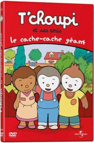 T'choupi Et Ses Amis (Interactif) - Le Cache-Cache Geant