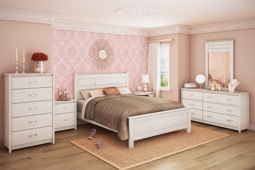 Cheap Kids Bedroom Furniture Set – Vendome – South Shore Furniture – 3810-BSET (3810-BSET)