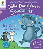 Oxford Reading Tree Songbirds: Level 1+. Top Cat and Other Stories