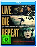 DVD & Blu-ray - Edge of Tomorrow - Live.Die.Repeat [Blu-ray]