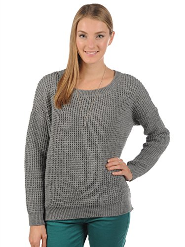 Second Female New Made Knit XS, grau