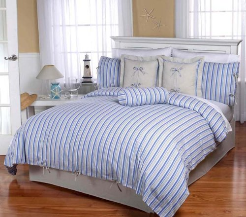 white beyond queen full blue set comforter navy bath nautica buy from and aport bed sets striped in