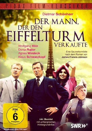 Der Mann, der den Eiffelturm verkaufte (Pidax-Film Klassiker)