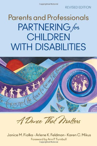 Parents and Professionals Partnering for Children With Disab