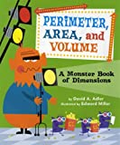 img - for Perimeter, Area, and Volume: A Monster Book of Dimensions book / textbook / text book