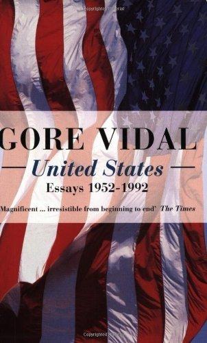 Gore vidal essay the holy family