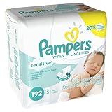 PAMPERS BABY WIPES REFL SENSTV 192