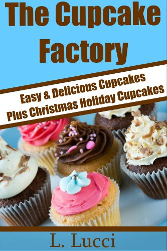 The Cupcake Factory cover