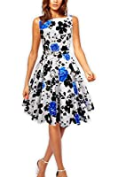 Black Butterfly 'Audrey' Vintage Serenity 50's Dress
