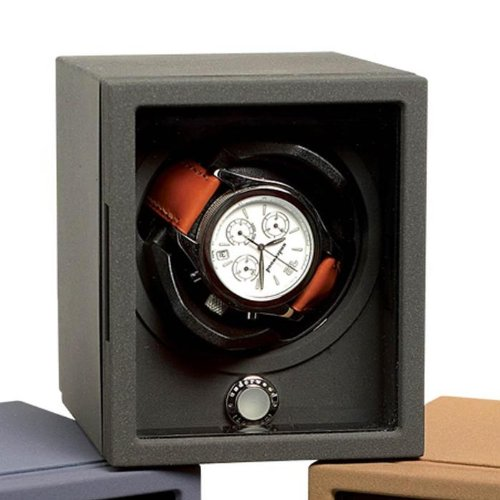 Single Automatic Watch Winder - Rotobox by Underwood
