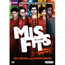 Misfits Season One