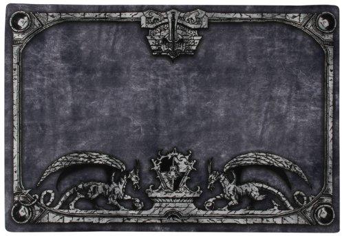 Dragon Shield Spielmatte Grau