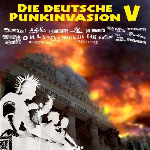 Die Deutsche Punkinvasion 5