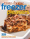 Taste of Home: Freezer Pleasers Cookbook